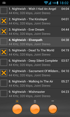 aimp_for_android_playlist_screen_delete_mode