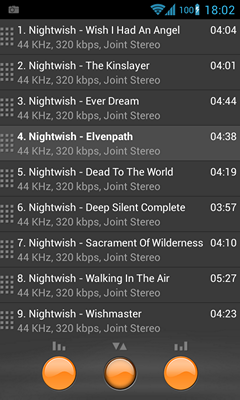 aimp_for_android_playlist_screen_sort_mode